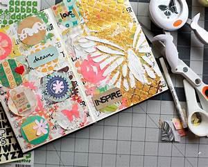 Mixed Media Art Journaling: Layering Textures