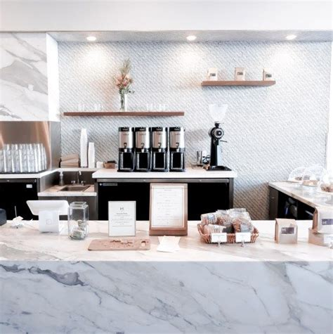 This is holsem coffee by sean fresh films on vimeo, the home for high quality videos and the people who love them. Holsem Coffee - San Diego, CA   Coffee bar design, Holsem coffee, Hotel buffet