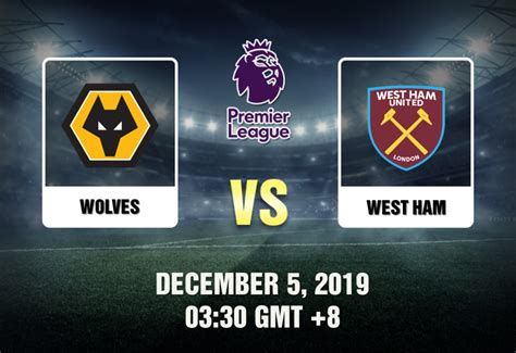 Wolves vs. West Ham – Betting Tips and Match Preview ...