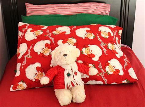 A Simple Pillowcase Tutorial