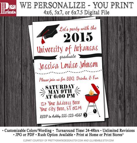 grad party invite college graduation invitations invitations templates