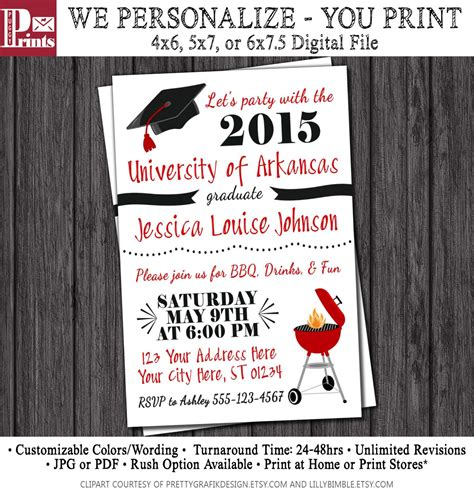 Graduation Party Invites  Party Invitations Templates. Best Statistics Graduate Programs. Wildlife Biology Graduate Programs. Law School Graduation Gown. Easy Real Estate Personal Assistant Cover Letter. 5 Year Plan Template. Fort Lee Ait Graduation. Construction Daily Report Template Free. Art Deco Posters