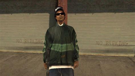 Gta San Andreas Hd Characters Sweet Ryder Big Smoke Mod