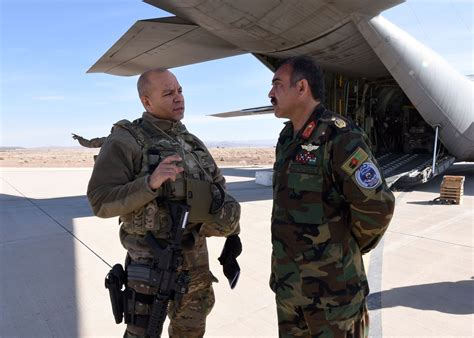 Taac-air Shindand Visit Leads To Afghan Air Force Cost