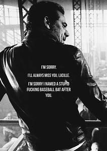 Quotes by Negan... Funny Negan Quotes