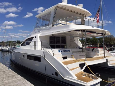 Catamarans For Sale Qld by Leopard Catamarans 51 Powercat Power Boats Boats Online