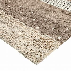 Teppich Aus Wolle : teppich gestreift haus deko ideen ~ A.2002-acura-tl-radio.info Haus und Dekorationen