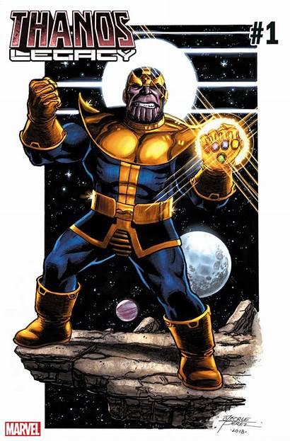 Thanos Legacy Perez Variant George Dances Dancing