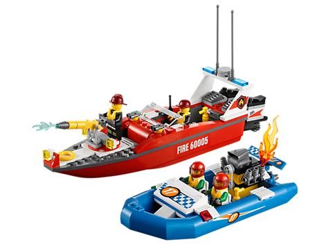 Lego City Boat by Boat Lego Shop