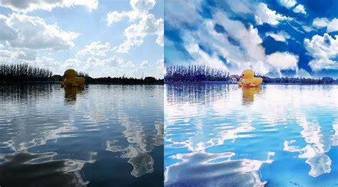 แต่งภาพถ่ายธรรมดาๆ ให้สวยเหมือนฉากในการ์ตูนอนิเมะ ด้วย ...