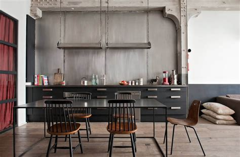 Industrial Style Kitchen by How To Design An Industrial Kitchen In Your Home