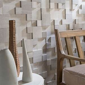Castorama Deco Murale : revetement carrelage mural stunning revetement mural cuisine adhesif avec la smart tiles ~ Teatrodelosmanantiales.com Idées de Décoration