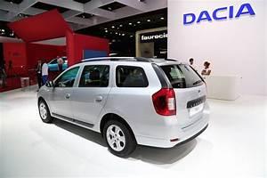 Argus Dacia Logan : dacia paris logan mcv le break dacia se fait plus flatteur au mondial de paris l 39 argus prix ~ Maxctalentgroup.com Avis de Voitures