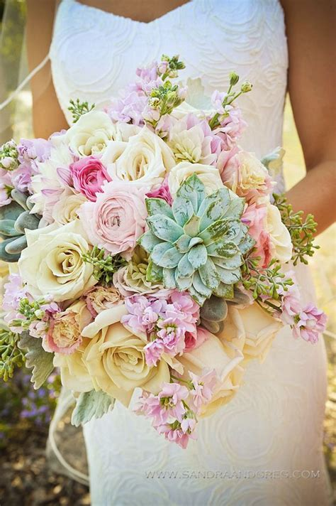 pastel wedding colors 30 stunning mixed pastel colored bouquets wedding