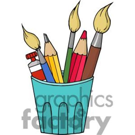 Craft Supplies Clipart  Clipart Panda  Free Clipart Images