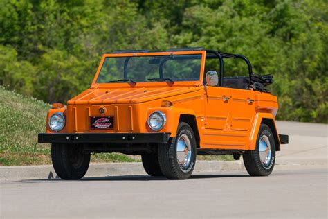 Vw Thing by 1974 Volkswagen Thing Fast Classic Cars