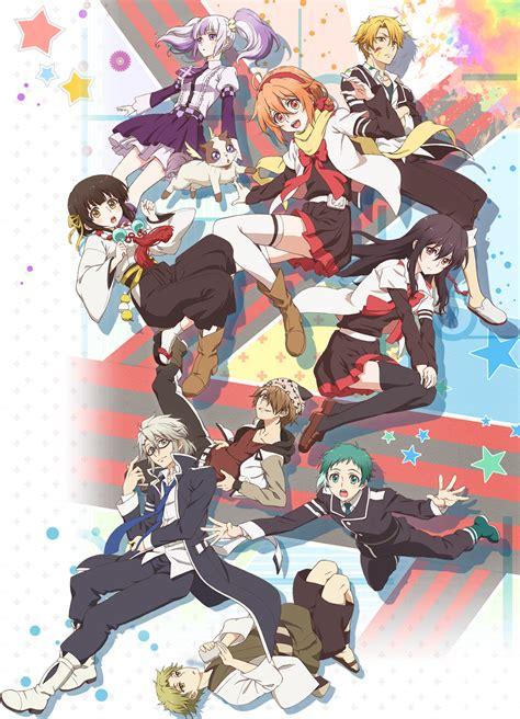 anime capitulos mikagura gakuen kumikyoku episode 3 preview images