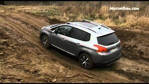 Peugeot 2008 Diesel : peugeot 2008 grip control youtube ~ Medecine-chirurgie-esthetiques.com Avis de Voitures