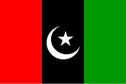 Ppp Pakistan Lahore Flag Party Peoples Hassaan