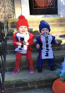 Almond Joy and Mounds Candy Bars Twin Babies Costume ...