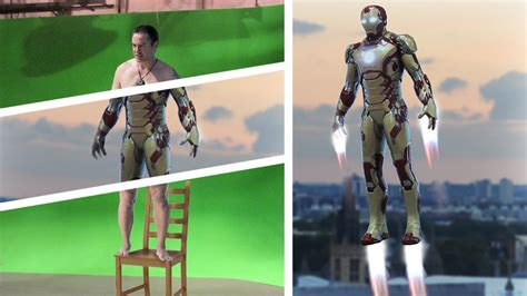 Amazing Before & After Hollywood Vfx Part 13 Youtube