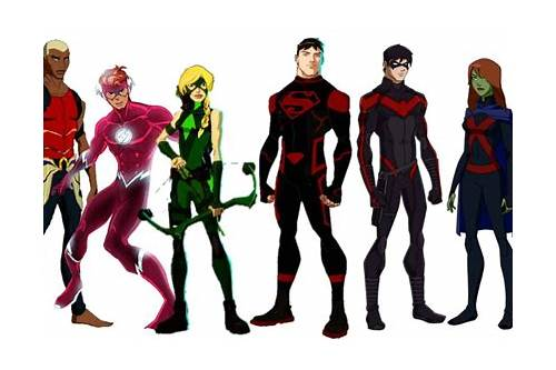 torrent young justice season 3