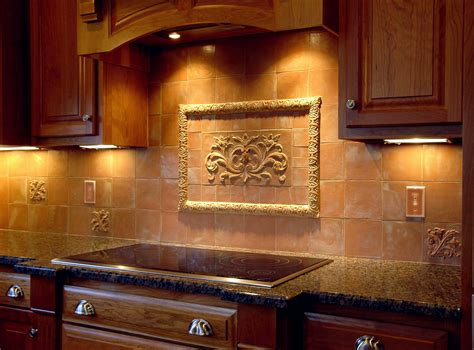 Tuscan Decorative Wall Tile by Kitchen Backsplash Contemporary Tuscan Tile Wall