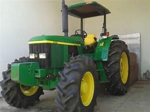Tractor Agricola John Deere  Modelo 6403  106 Hp  4x4