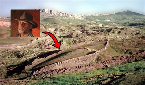 Man Claims He Unearthed Noah's Ark & Numerous Biblical