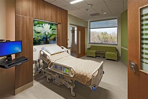 hospital room hotel villa cinema mansion building