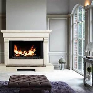 Insert Ou Poele : installateur secteur du havre de poele insert cheminee bois granul s et pellet ~ Farleysfitness.com Idées de Décoration