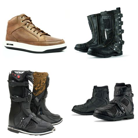 best motocross boot motorcycle boots the ebay collection