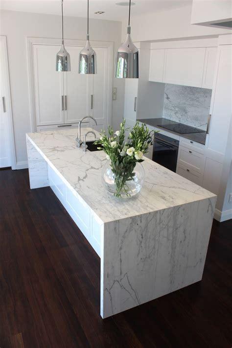 marble kitchen bench google search kitchen inspiration