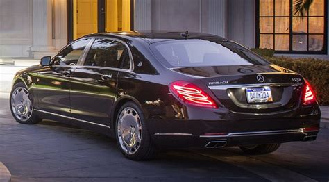 Spotted In Nairobi: Sh100 Million Mercedes-maybach And