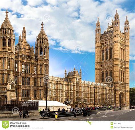 chambre du parlement les chambres du parlement londres angleterre photo stock