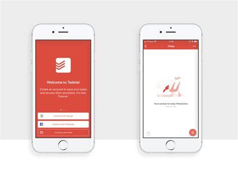 mobile ui app designs   year justinmind