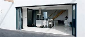 Porte vitree galandage menuiserie image et conseil for Porte de garage et menuiserie porte coulissante