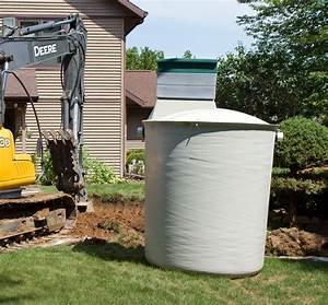Curtis Excavating Aerobic Treatment Units Indiana