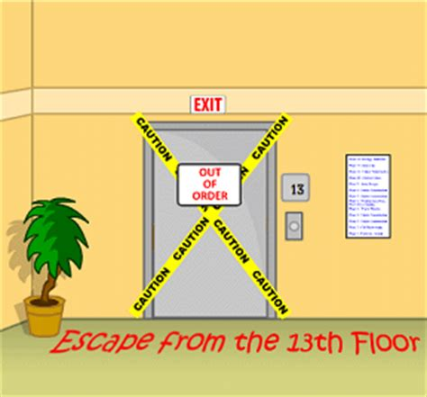 escape the 13th floor walkthrough unblocked 301 moved permanently