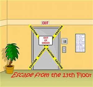 escape the 13th floor game thefloorsco With 13th floor game