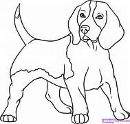 draw a dog by funnynpics blogspot com draw a dog  How To Draw A Puppy