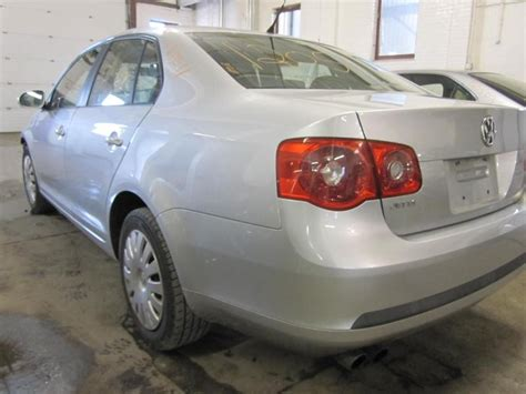 Parting Out 2007 Volkswagen Jetta