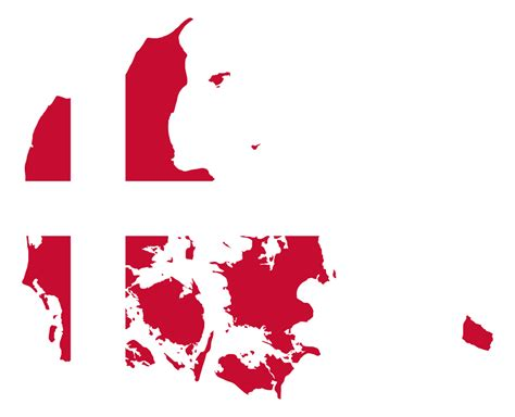 Find the perfect flag denmark stock photos and editorial news pictures from getty images. OnlineLabels Clip Art - Denmark Map Flag