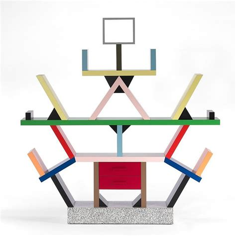 Carlton wall unit by Ettore Sottsass for Memphis Milano