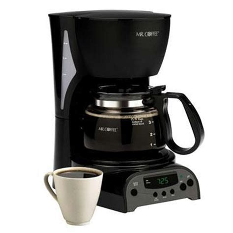 Get the morning started off the right way with this mr. Jarden DR5-NP Mr.Coffee 4-Cup Coffee Maker - Black   Walmart Canada