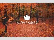 7 Interesting Facts About November You Probably Didn't