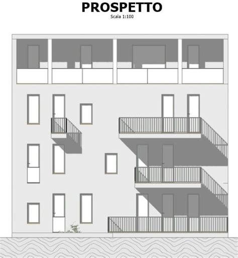 Casa A Ringhiera by Casa Di Ringhiera Progetti Famosi Disegni E Modelli 3d