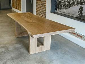 table a manger bois massif With meuble salle À manger avec table salle a manger bois design