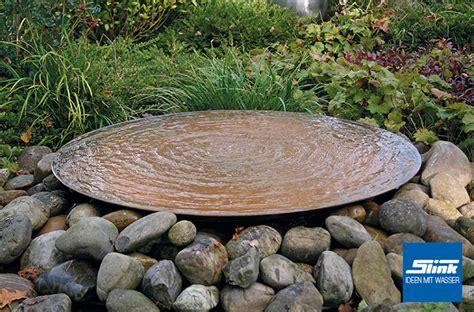 Gartenbrunnen Cortenstahlschale 80 Online Kaufen