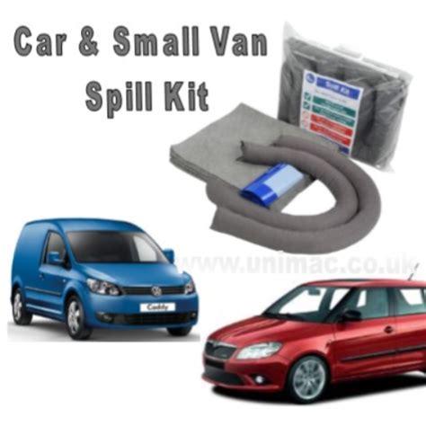 Car & Small Van Spill Kit